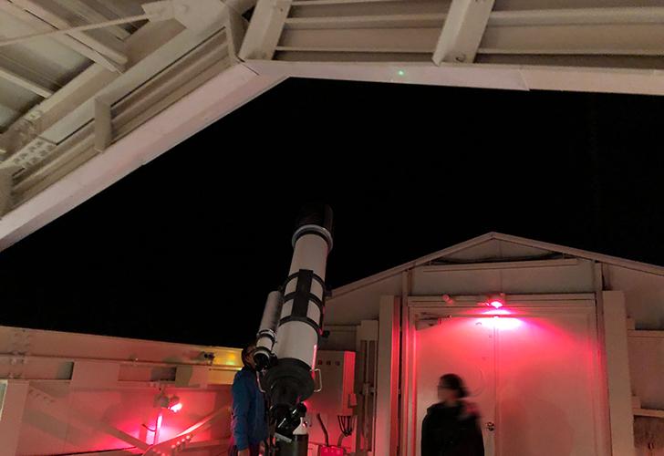 天文台オープン