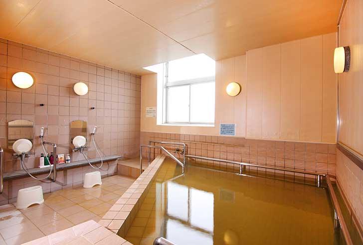 知床第一ホテルの貸切風呂