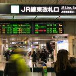 JR札幌駅・東改札口を背に、右側に進みます。