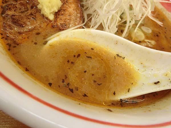 札幌ラーメンとスープカレーが融合したようなお味のエスニック