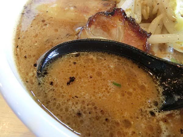 札幌みそのスープ