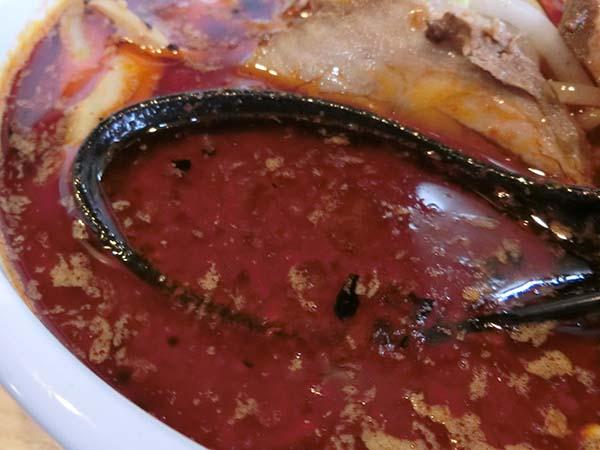 地獄の皇太子のスープ