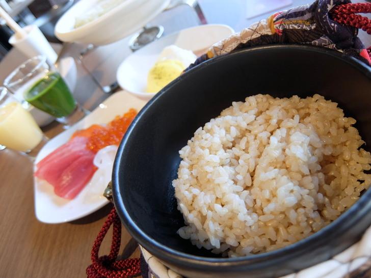 野菜と玄米をいかした体にやさしい朝食