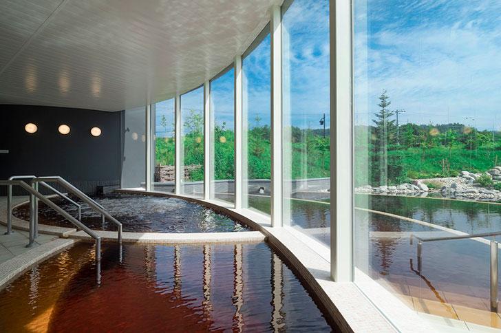 湯浴み着や水着で入る温泉・スパコハク