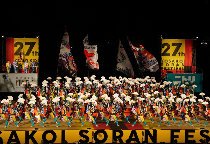 第28回 YOSAKOIソーラン祭り
