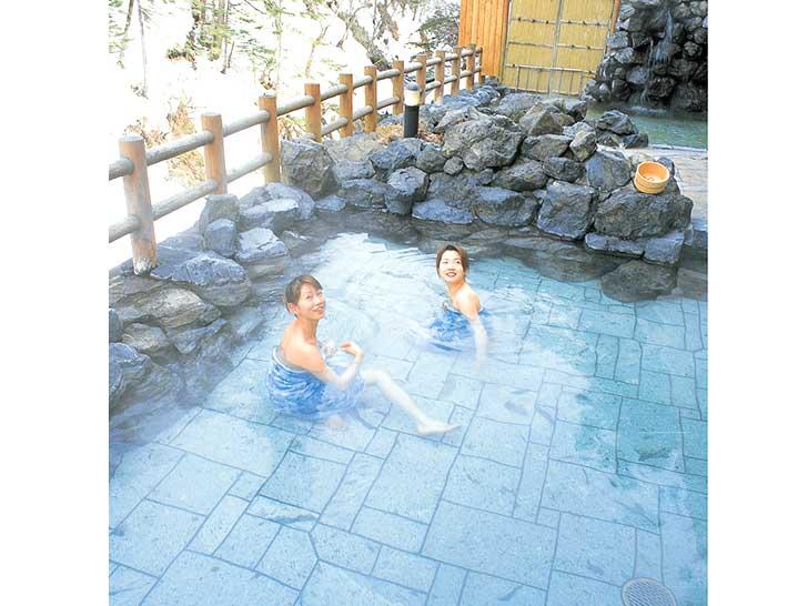 新得町の温泉