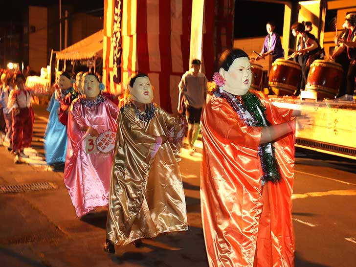 豊年盆踊り大会