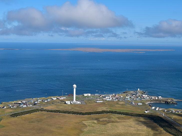 本土最東端の岬、納沙布岬
