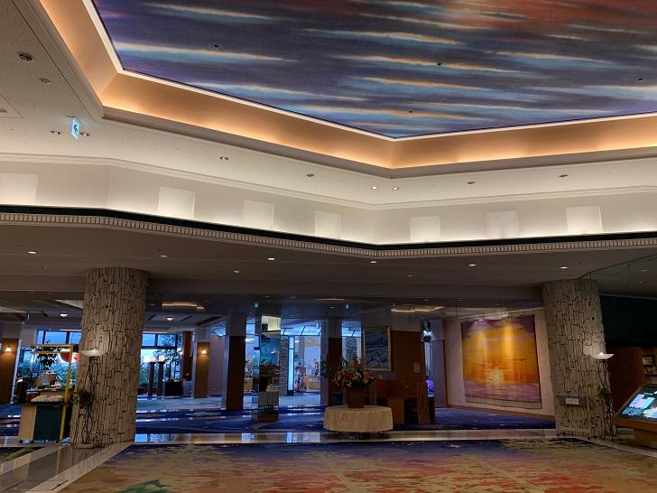 知床第一ホテルエントランスの写真