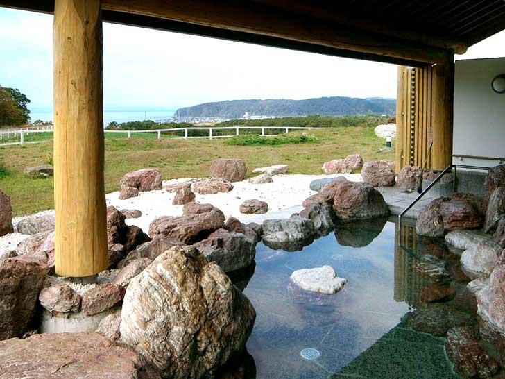 人気スポット二つ目は新冠温泉です