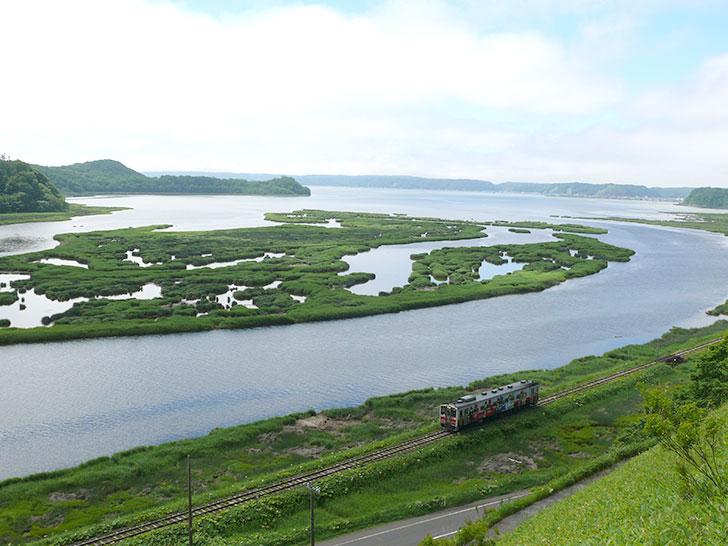 地球探索鉄道・花咲線
