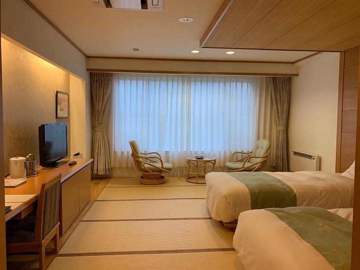 知床第一ホテル客室の写真
