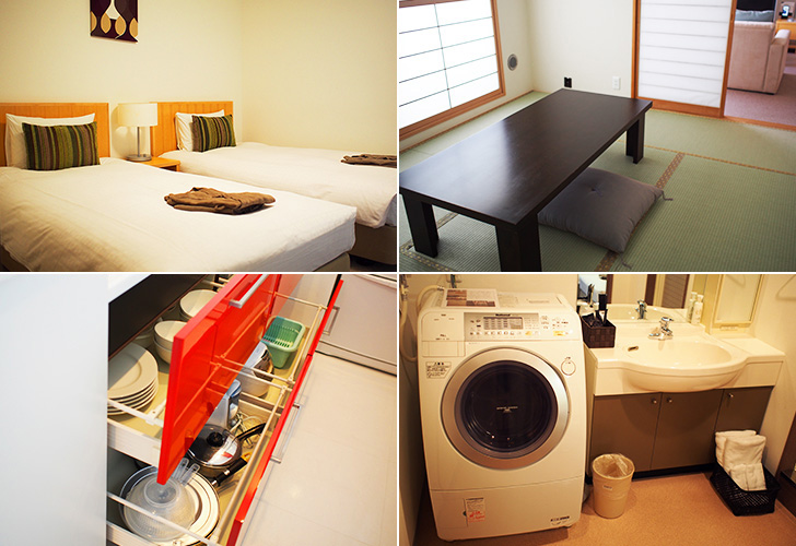 マンションみたいな部屋