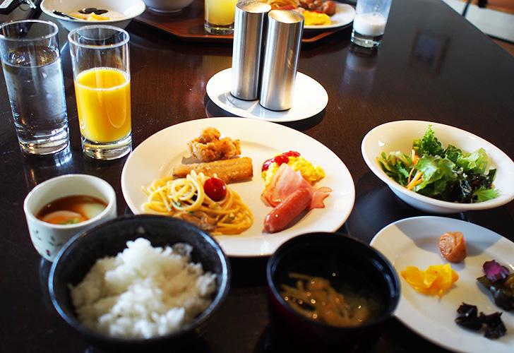 Tura朝食バイキング