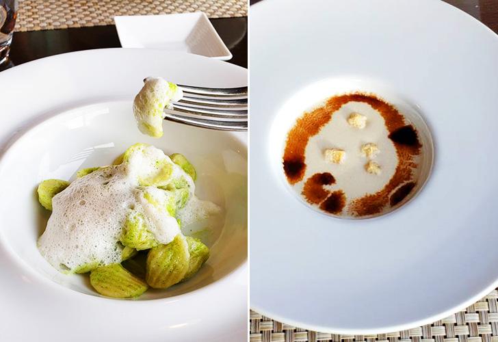 Turaパスタとスープ