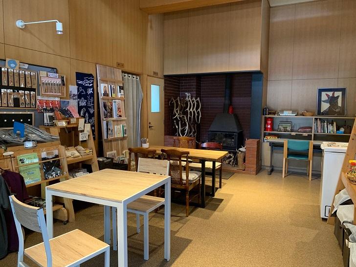 カフェのようなスペース