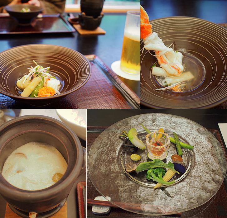 前菜・小鍋・サラダ