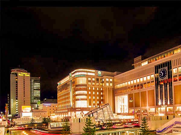 JR札幌駅前