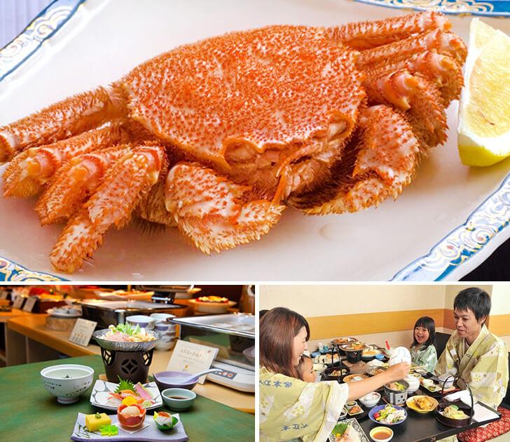 大江本家の料理