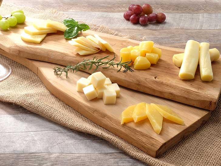 あしょろチーズ工房「チーズ詰め合わせ6セット」