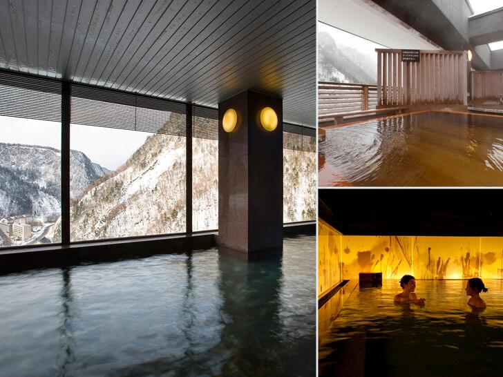 【朝陽亭】展望大浴場・天空露天・癒しの湯