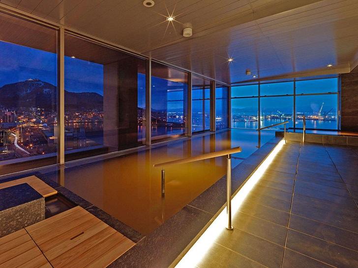 センチュリーマリーナ函館14階温泉