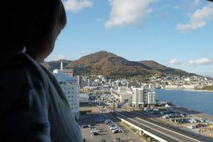 センチュリーマリーナ函館の眺望