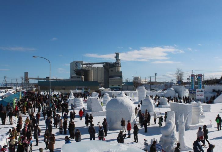 第55回 あばしりオホーツク流氷まつり
