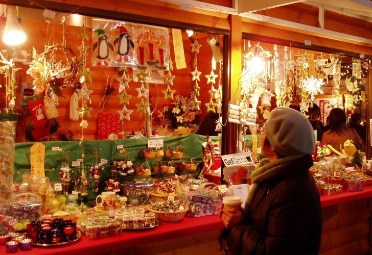 第18回ミュンヘン・クリスマス市 in Sapporo