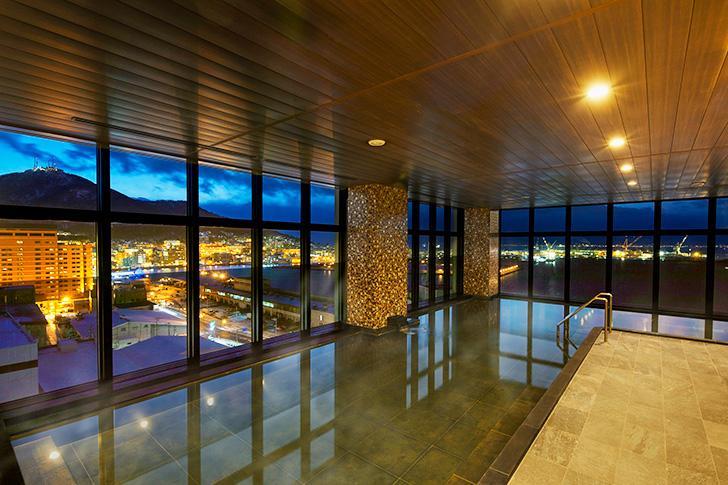 函館国際ホテルの大浴場