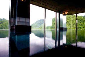 定山渓ビューホテル 大浴場
