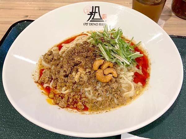 白ゴマ担担麺