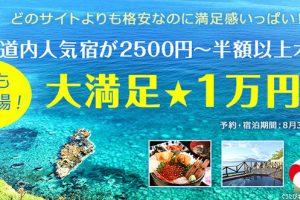 大満足1万円
