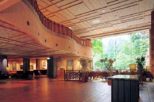 北海道ホテルのロビー