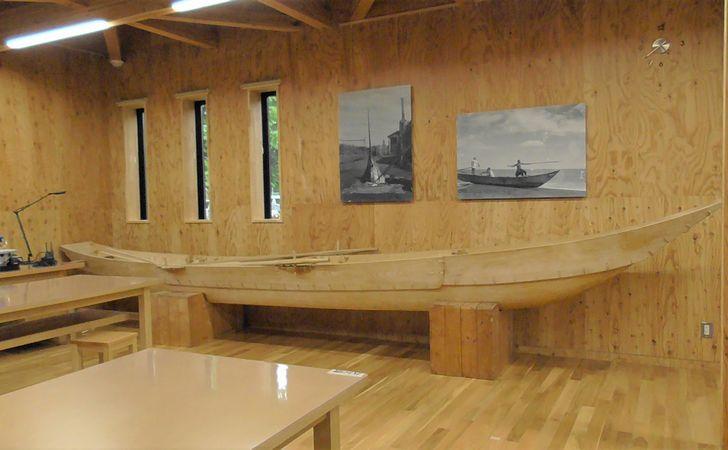 工房丸木舟