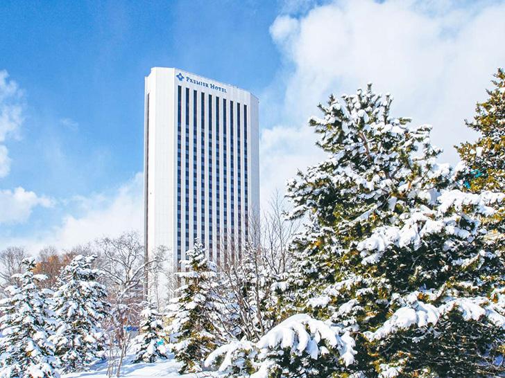 プレミアホテル中島公園札幌 ホテル外観