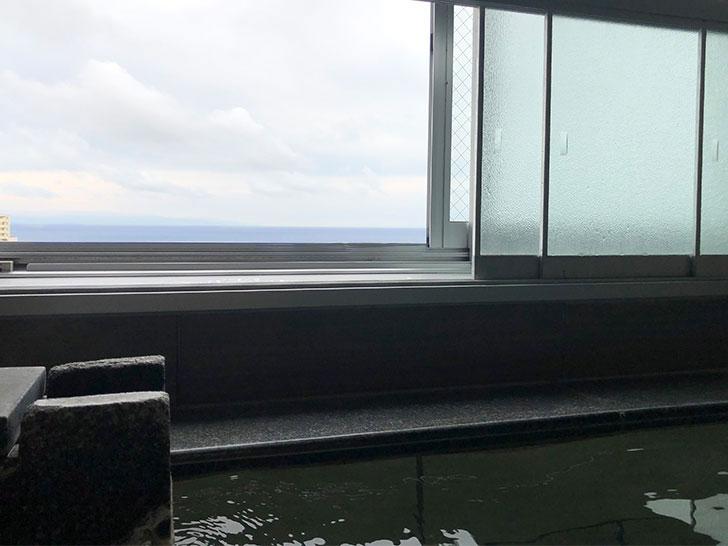 海峡の風 展望風呂