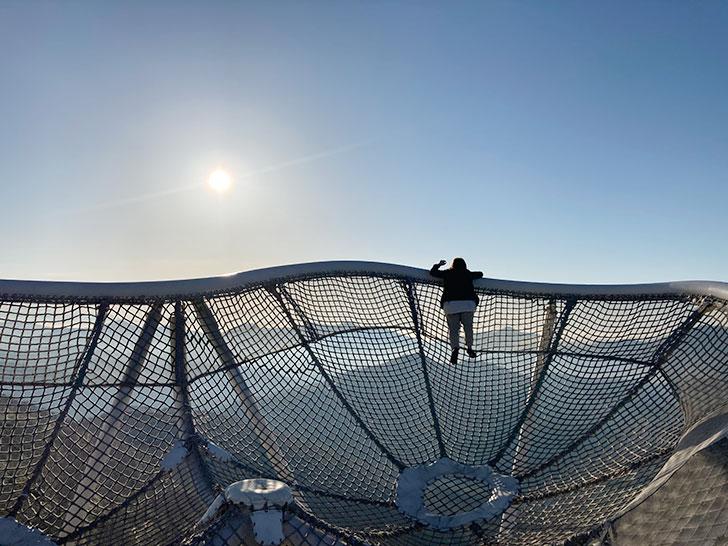 星野リゾートトマム雲海テラス