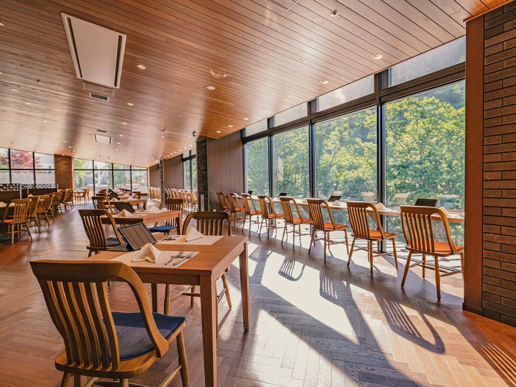グランドブリッセンホテル定山渓のレストラン