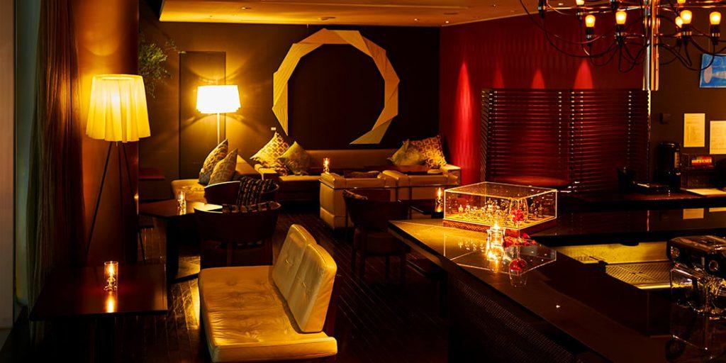 クロスホテル札幌のカフェバー