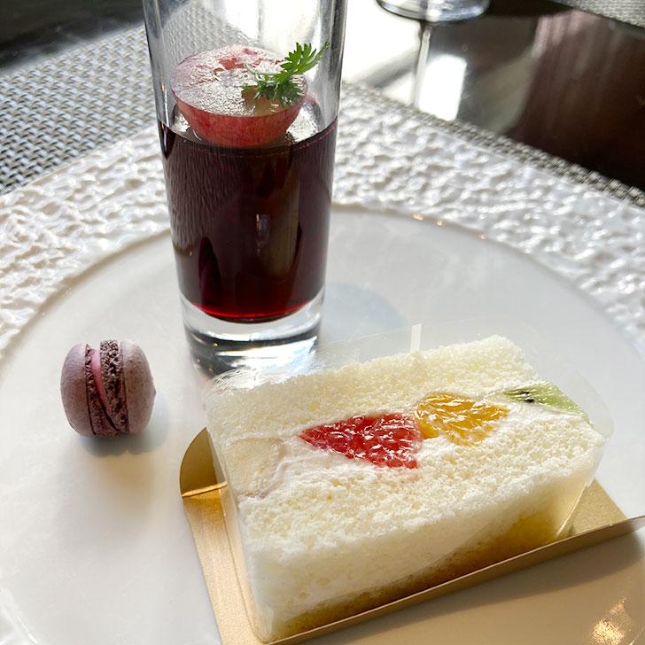 クロスホテル札幌のデセールガレリー一例