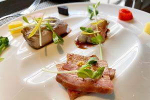 クロスホテル札幌の道産ブランド豚