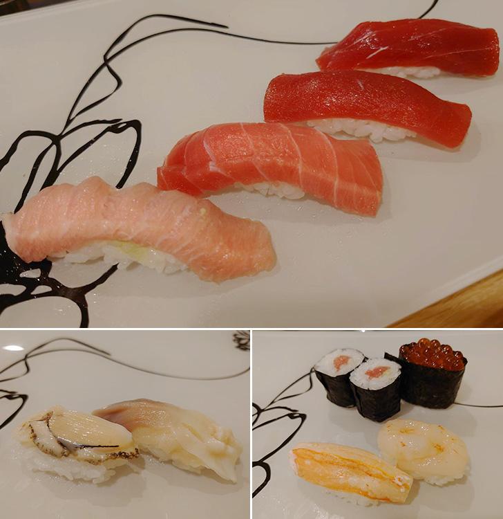 お寿司大集合