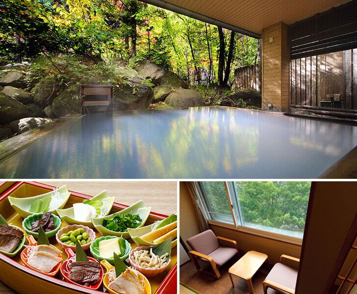 朝陽リゾートの大満足★1万円プラン